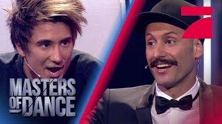 Team Julien vs. Team Vartan - Wer gewinnt das 2. Duell?   Masters of Dance   Finale   ProSieben