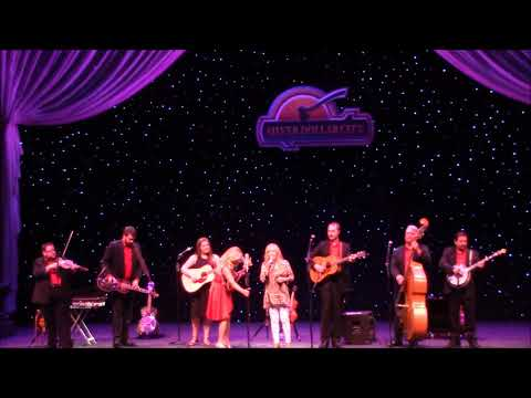 """RHONDA VINCENT and BARBARA FAIRCHILD @ Silver Dollar City """"If I Could Hear My Mother Pray Again"""""""