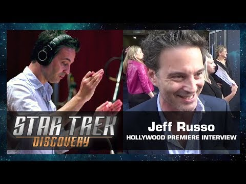 Jeff Russo Interview - Star Trek: Discovery Hollywood Premiere (Sept. 19, 2017)