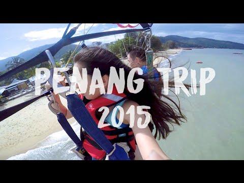 PENANG   Travel Vlog #4