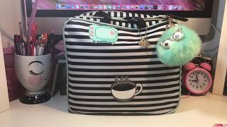 MAMBI Planner Storage Bag Update and Review!!!