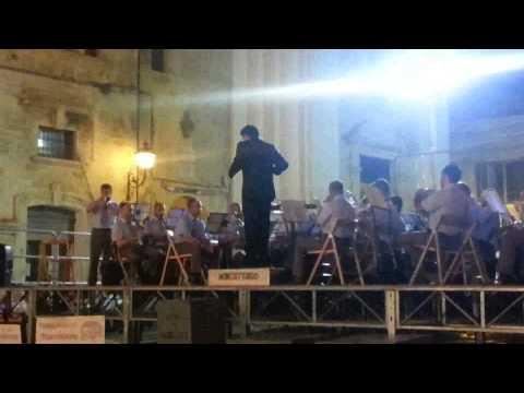 Banda musicale Città di Noicattaro a Pianella (PE)