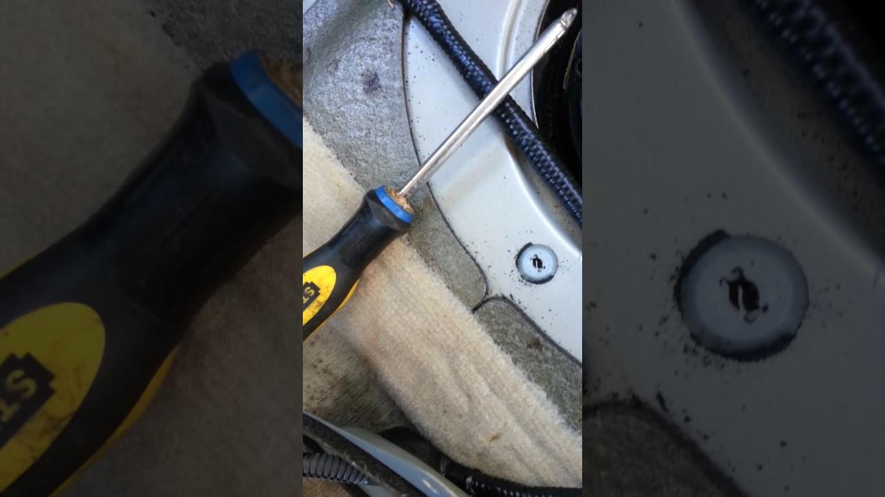 fuel pump change on 2000 03 nissan maxima [ 1280 x 720 Pixel ]
