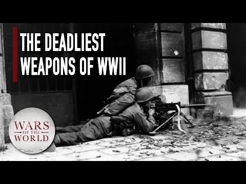 The Deadliest Weapons of The Second World War...