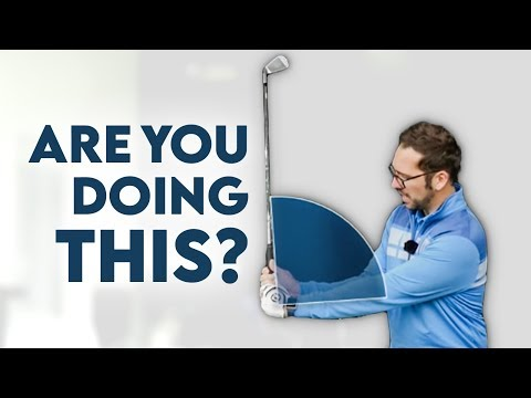 HINGE THE WRISTS CORRECTLY IN THE GOLF SWING