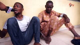 Armed robbers, car thieves, ritualist and murderer paraded by the Lagos state Police
