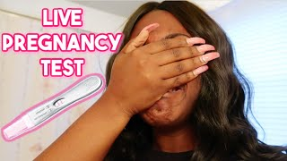 FINDING OUT I'M PREGNANT! *EXTREMELY RAW & EMOTIONAL!*