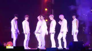 160707 MONSTA X at Seoul Prime Concert in Bangkok