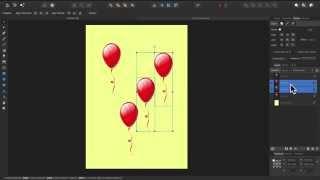 Affinity Designer - Teil 12: Nützliche Tastenkommandos