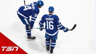 What other teams are willing to pay Marner what Matthews is making?