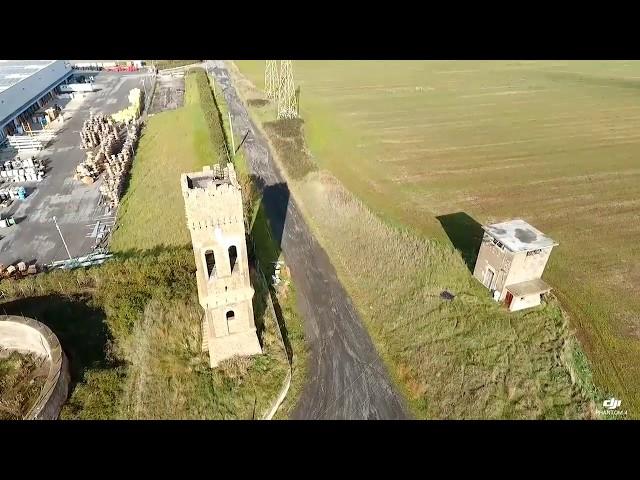 Video Ricognizione Aerea - Archeologia - Torre Fausta