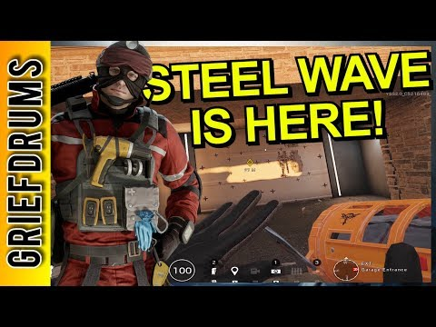 Ace And Melusi Early Access - Operation Steel Wave Rainbow Six