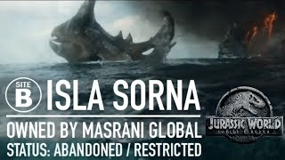 Why Didn't They Take The Dinosaurs To Isla Sorna In Jurassic World Fallen Kingdom?