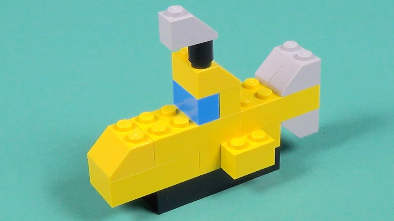 Easy Things To Build With Basic Legos