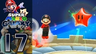 Super Mario Galaxy (100%): Part 17 - Why U So Tall, Tho!?