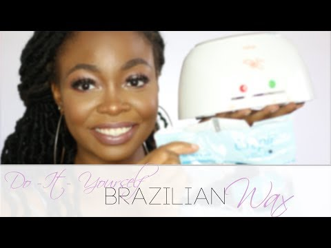 Brazilian Waxing | Brazilian bikini waxing tutorial #8