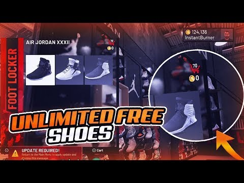 How Youtube In Nba For Any Free 2k19 Shoe To Tutorial Get H9I2EWYD