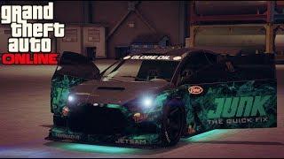 GTA 5 online ქართულად  ტუნინგი & FLASH GT  და აეროპორტში ღადაობა