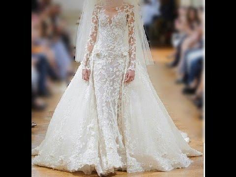 Самые модные и красивые свадебные платья 2014-2015 года