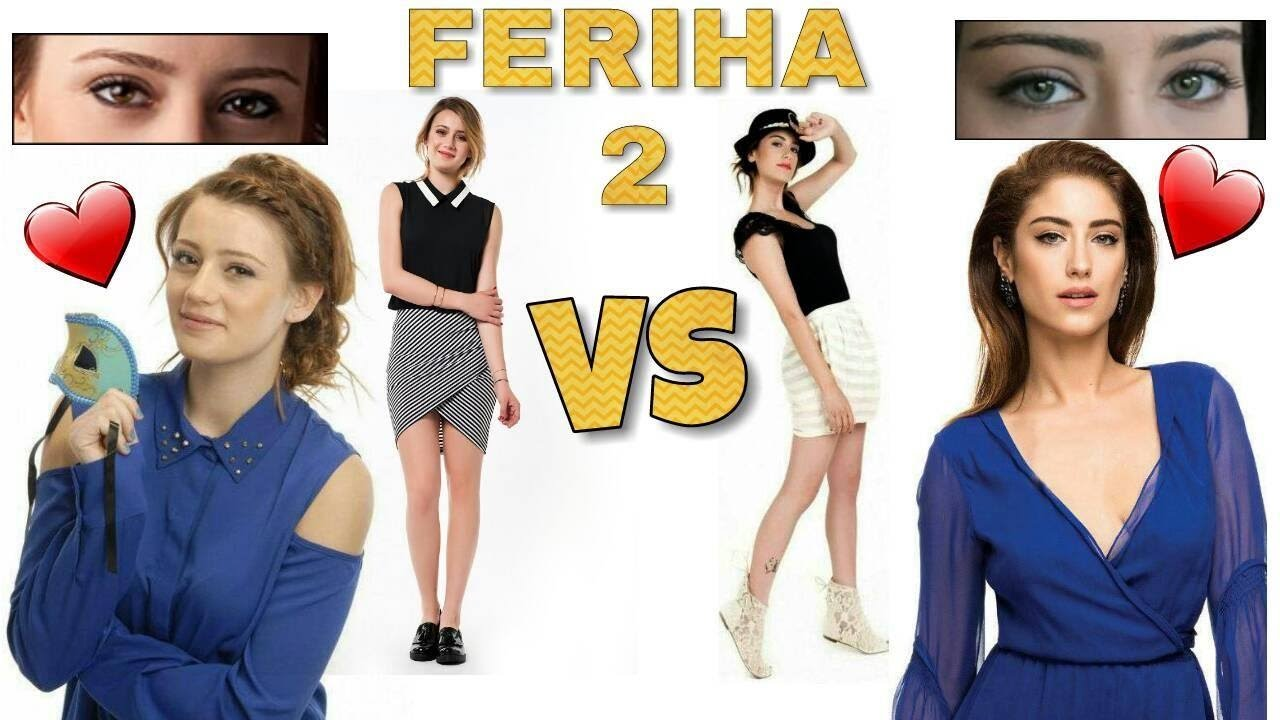 Feriha season 2 |Hazal kaya VS Gizem karaca| New Charecter | Must watch &  Enjoy