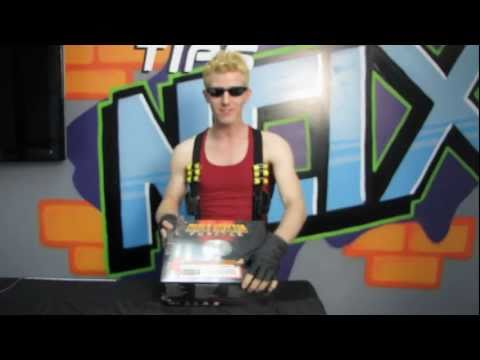 EVGA GeForce GTX 560 Duke Nukem Edition Unboxing & First Loo