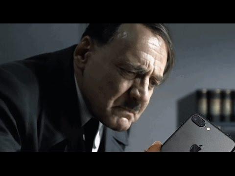 Гитлер недоволен новым iPhone 7