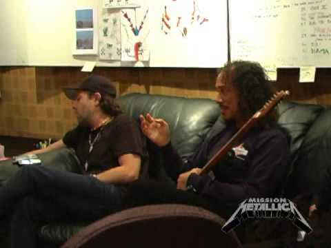 Mission Metallica: Fly on the Wall Platinum Clip (May 30, 2008) Thumbnail image