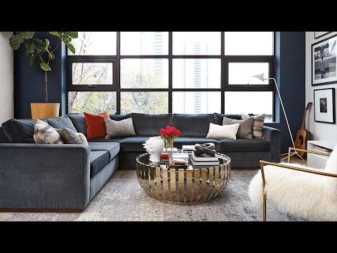 Interior Design — An Art-Lover's Small & Colorful Loft