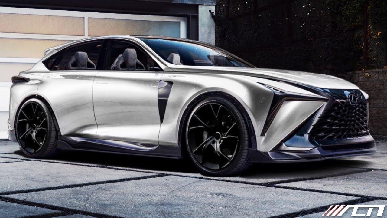 EXCLUSIVE: WILL THE 4 Lexus LQ Will Battle The URUS??
