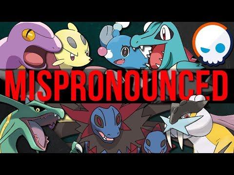 How We've ALWAYS Mispronounced Pokemon! | Gnoggin X Bird Keeper Toby