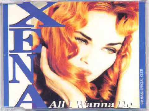 Xena -  All I Wanna Do -  Horse Mix