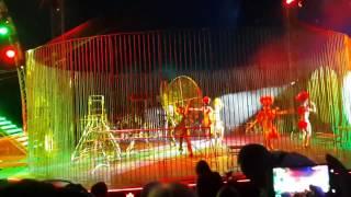 """Цирк """"Кобзов"""" 13 видео представления Одесса 16.08.2014"""