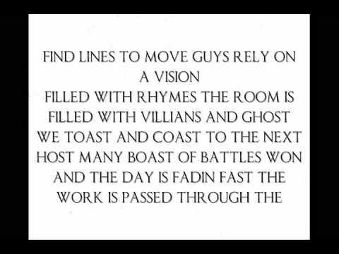 Matisyahu Smash Lies With Lyrics