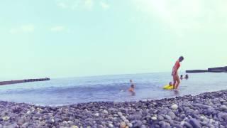 Крым Ялта Пляж Ливадия  сегодня отличная погода Timelapse  30 07 2016(Крым Ялта Пляж Ливадия сегодня отличная погода Timelapse 30 07 2016 Пара слов о проекте! Это короткие, рассказы..., 2016-07-30T19:24:22.000Z)