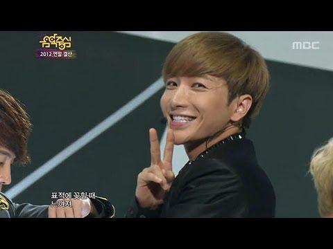 Super Junior - SPY, 슈퍼주니어 - 스파이, Music Core 20121229