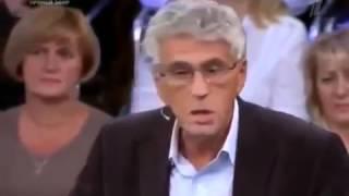 """Леонид Гозман ответил имперцам в программе """"Политика"""" с Петром Толстым"""