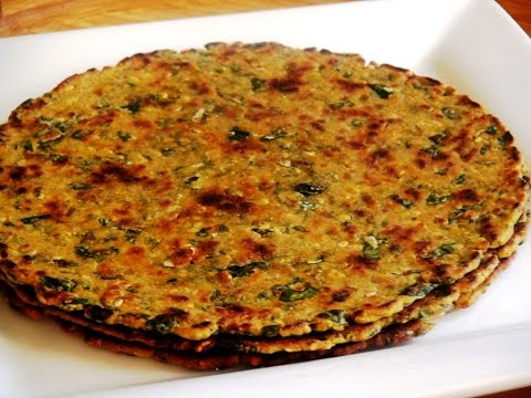 how to make thepla recipe in hindi