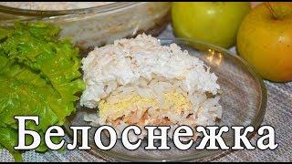 Простой и вкусный салат из ДОСТУПНЫХ продуктов