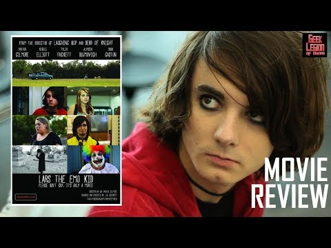 LARS THE EMO KID ( 2015 Paxton Gilmore ) Drama Comedy Movie Review