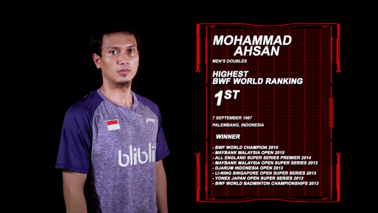 Dukung Mohammad Ahsan di BCA Indonesia Open Superseries Premier