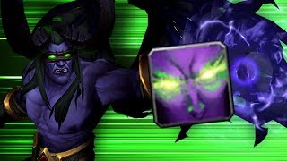 Demon Hunter MELTS DOWN Rogue! (5v5 1v1 Duels) - PvP WoW: Battle For Azeroth 8.1