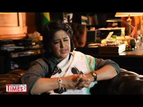 [VIDEO] Interview du Dr Bibi Ameenah Firdaus Gurib-Fakim au Sunday Times