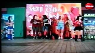 Baixar Las Gilderas y Marcela Del Prado en Veni a Bailar con Cotto