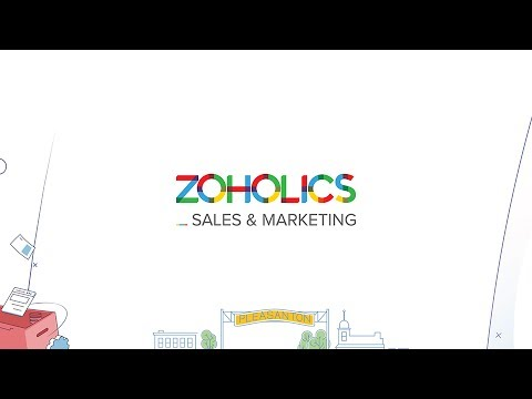 Integrate Google AdWords with Zoho CRM – Vibhav Vankayala