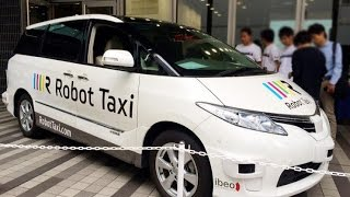 あと5年でタクシーが無人で走るらしい 名波はるか 動画 27