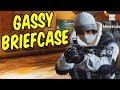 Gassy Briefcase - Rainbow Six Siege Funny Moments & Epic Stuff