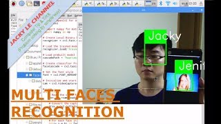 Face recognition OpenCV Raspberry Pi