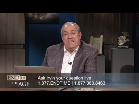 New Approach to Peace  Irvin Baxter   End of the Age LIVE STREAM