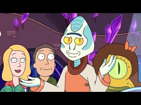 Rick and Morty Jim Rash Guest Stars