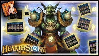 The Most Amazing Infographics From HSReplay! - Rastakhan's Rumble Hearthstone
